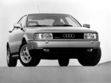 Audi Coupe quattro US-spec (89,8B) 1989–91 wallpapers