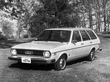 Pictures of Audi Fox Wagon 1975–76