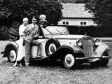 Audi Front UW Cabriolet 1933–34 pictures