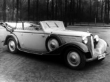 Pictures of Audi Front UW Cabriolet 1933–34