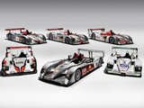 Audi Le Mans Cars 2000-06 wallpapers
