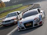 Audi V8 quattro DTM & Audi A5 DTM Coupe photos