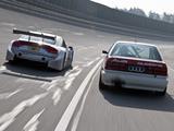 Images of Audi V8 quattro DTM & Audi A5 DTM Coupe