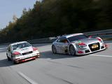 Photos of Audi V8 quattro DTM & Audi A5 DTM Coupe