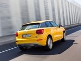 Audi Q2 TDI quattro sport AU-spec 2017 images