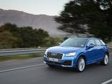 Audi Q2 TFSI S line ZA-spec 2017 wallpapers