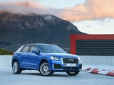 Images of Audi Q2 TFSI S line ZA-spec 2017
