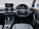 Images of Audi Q2 TFSI S line ZA-spec 2017