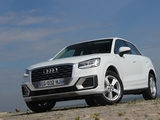 Pictures of Audi Q2 TFSI sport 2016