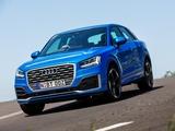 Pictures of Audi Q2 TDI quattro S line AU-spec 2017