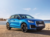 Audi Q2 TDI quattro S line AU-spec 2017 wallpapers