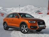 Audi Q3 2.0 TFSI quattro 2011 images