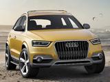 Audi Q3 Jinlong Yufeng Concept 2012 images