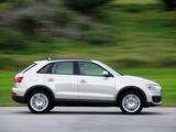 Audi Q3 2.0 TDI quattro ZA-spec 2012 images