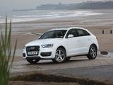 Audi Q3 2.0 TDI quattro UK-spec 2012 photos