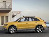 Audi Q3 Jinlong Yufeng Concept 2012 pictures