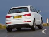 Audi Q3 2.0 TDI quattro UK-spec 2012 wallpapers
