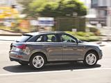 Audi Q3 2.0 TFSI quattro S-Line AU-spec 2012 wallpapers