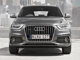 Images of Audi Q3 2.0 TFSI quattro S-Line AU-spec 2012