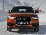 Photos of Audi Q3 2.0 TFSI quattro 2011