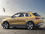 Photos of Audi Q3 Jinlong Yufeng Concept 2012