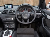 Photos of Audi Q3 2.0 TDI quattro UK-spec 2012
