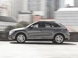 Photos of Audi Q3 2.0 TFSI quattro S-Line AU-spec 2012
