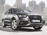 Photos of Audi Q3 2.0 TFSI quattro S-Line AU-spec 2012