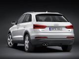 Pictures of Audi Q3 2.0 TFSI quattro 2011
