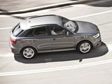 Pictures of Audi Q3 2.0 TFSI quattro S-Line AU-spec 2012