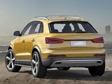Audi Q3 Jinlong Yufeng Concept 2012 wallpapers
