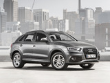 Audi Q3 2.0 TFSI quattro S-Line AU-spec 2012 wallpapers