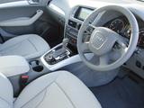 Audi Q5 3.0 TDI quattro AU-spec (8R) 2008–12 photos