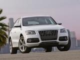 Audi Q5 3.2 quattro S-Line US-spec 2009 images