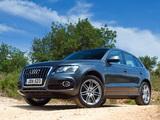 Audi Q5 3.2 quattro S-Line UK-spec 2009 images