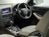 Audi Q5 3.2 quattro S-Line UK-spec 2009 photos