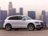Audi Q5 3.2 quattro S-Line US-spec 2009 pictures