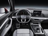 Audi Q5 TFSI quattro S line 2016 photos