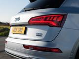 Audi Q5 TFSI quattro S line UK-spec 2017 images