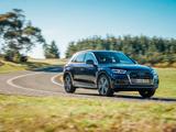 Audi Q5 TDI quattro AU-spec 2017 images