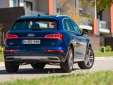 Audi Q5 TDI quattro AU-spec 2017 pictures