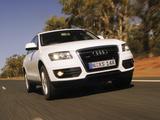 Images of Audi Q5 3.0 TDI quattro AU-spec (8R) 2008–12