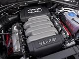 Images of Audi Q5 3.2 quattro S-Line US-spec 2009