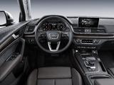 Images of Audi Q5 TDI quattro S line 2016