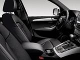 Photos of Audi Q5 3.2 quattro S-Line US-spec 2009