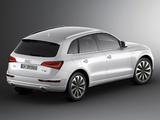 Pictures of Audi Q5 Hybrid quattro (8R) 2012