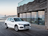 Pictures of Audi Q5 TDI quattro S line UK-spec 2017
