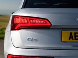 Pictures of Audi Q5 TFSI quattro S line UK-spec 2017