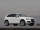 Audi Q5 3.2 quattro S-Line US-spec 2009 wallpapers