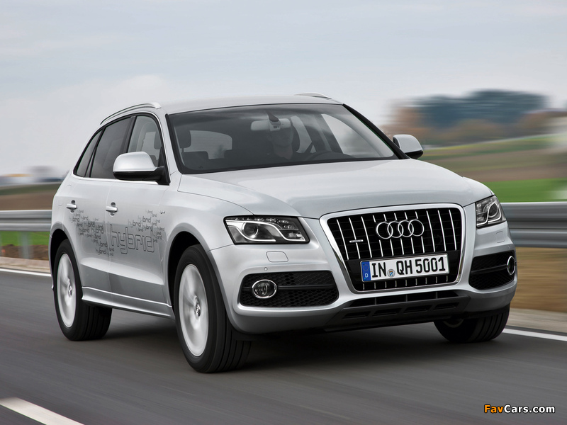 audi q5 hybrid quattro 8r 2011 wallpapers 800x600. Black Bedroom Furniture Sets. Home Design Ideas